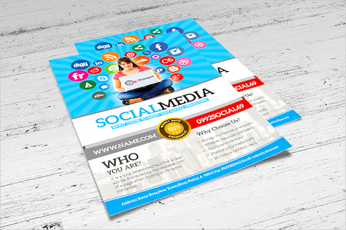 design ideas for marketing flyers
