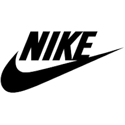 Nike marketing logo